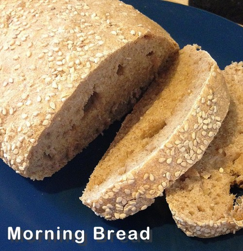 Morning bread