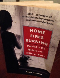 Book cover: Home Fires Burning