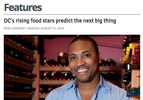 Screen shot - Elevation DC chef article